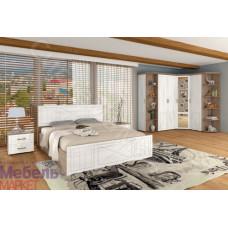 Модульная спальня Афина - Винтаж оксид/кантри. До 22 модулей