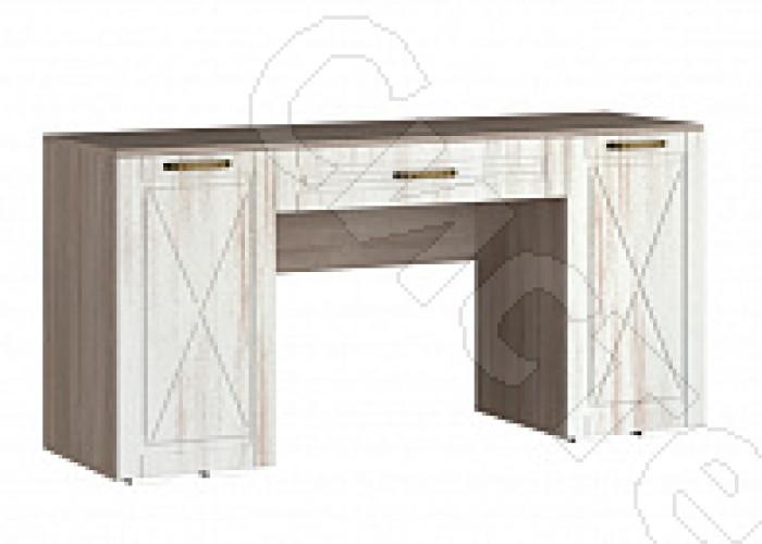 Спальня Афина - Макияжный стол. Винтаж оксид/кантри