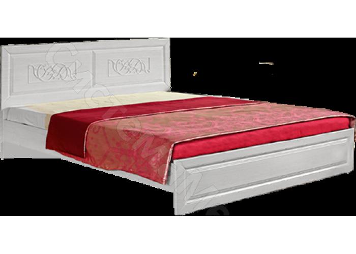 Спальня модульная Аэлита - Кровать подъемная. Рельеф Пастель