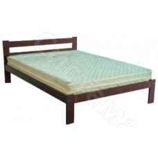 Кровать Мечта - Массив дерева. Цвет - Венге
