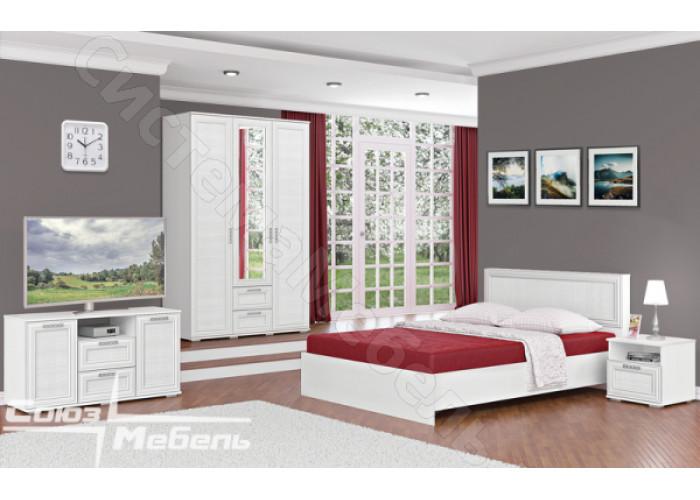 Спальня Корвет Люкс - Бодега. 4 модуля