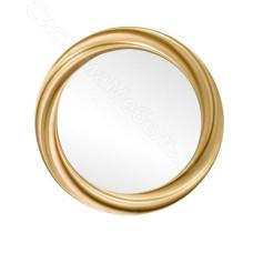 Зеркало круглое 1713 (1) - Золото