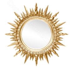 Зеркало круглое 1810 (1) - Золото
