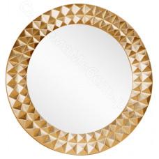 Зеркало круглое 1810 (3) - Золото