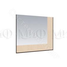 Модульная спальня Мальта - Зеркало. Дуб беленый/Венге