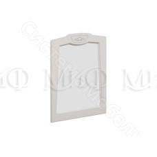 Модульная спальня Александрина - Зеркало. Белый глянец