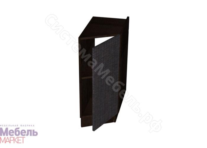 РСЗ-30 Рабочий стол правый Кухня Арабика Венге/Шелк венге; Венге/Шелк Жемчуг