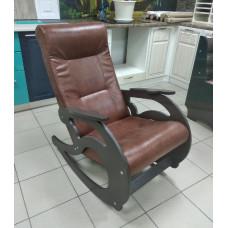 Кресло-качалка - Орех темный